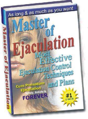 master ejaculation